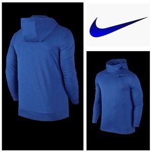 Nike men's DriFit training hoodie